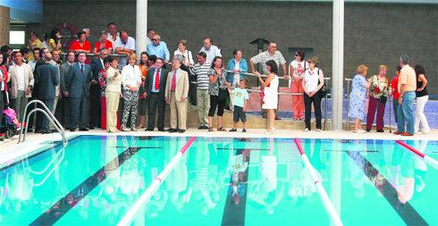 Adjudicada la gesti n de la piscina cubierta de alpedrete for Piscina cubierta galapagar