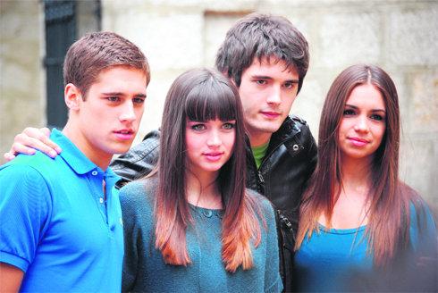 El Internado vuelve al campus de la Universidad Antonio de Nebrija ...