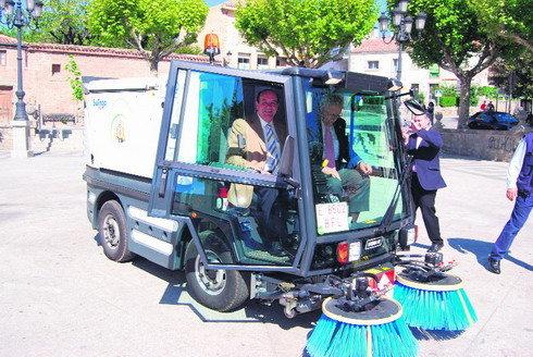 El Ayuntamiento implanta un sistema de riego inteligente para reducir el consumo de agua