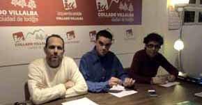 IU pide la dimisión de la alcaldesa y el concejal de Urbanismo de Alpedrete