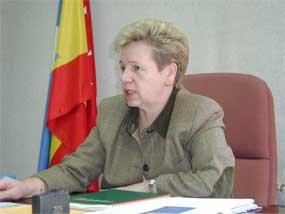 La regidora, Carmen Díaz