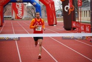 Youness Aithadi ganó con autoridad la cuarta Tragamillas (Foto: E. P.)
