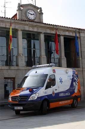 Investigan el robo de material del SAMUR por valor de 300.000 euros