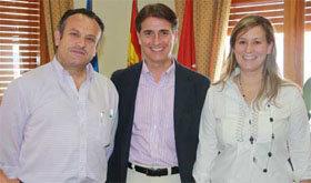 El alcalde de Becerril de la Sierra, reelegido como presidente de ADESGAM
