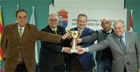 El polideportivo El Zaburdón será sede del Campeonato de España de Fútbol Sala infantil
