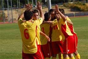 El CUC Villalba llama a la puerta de la Tercera División