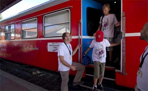 Arranca una nueva campaña del 'Tren de la Naturaleza'