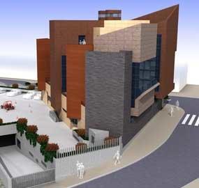 La comunidad saca a concurso las obras del edificio de la - Obra nueva collado villalba ...