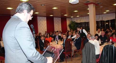 CyE celebró su 25 aniversario con una cena y la posterior entrega de premios