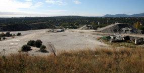 Un perito tasará en los próximos días los terrenos del Caño de la Fragua para su subasta