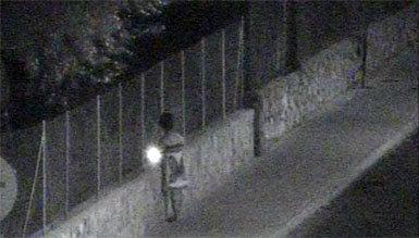 Las cámaras de videovigilancia facilitan  la detención de una presunta pirómana
