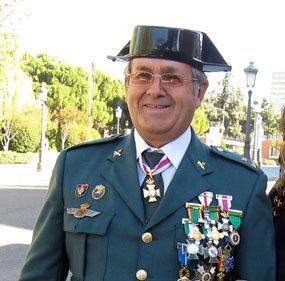 El pasado viernes falleció el Comandante de la Guarda Civil Juan Antonio Terrón