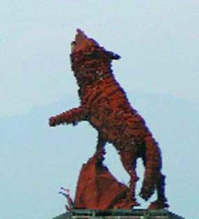 Los aullidos  de Lobo Cojo