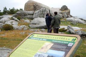 Guadarrama muestra su oferta turística, con las rutas de la Guerra Civil como producto estrella