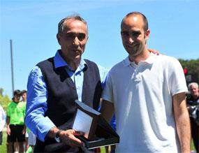 El Real Madrid ganó al Getafe el primer Torneo homenaje a Ángel Lanchas