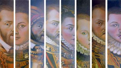 Álvarez Barthe expone en San Lorenzo con un pie en el siglo XVI y otro en la modernidad