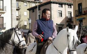El ex alcalde escurialense Javier de Miguel gastó 172.700 euros con una de las 'tarjetas negras' de Caja Madrid