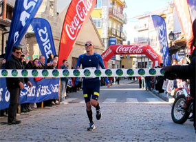 La Carrera de Cercedilla estrena la 'gira runner' navideña con 2.500 atletas