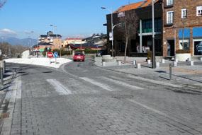 Las deficiencias de la obra obligan a asfaltar el eje de Honorio Lozano