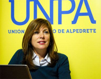 Ana Isabel Balandín será la candidata de UNPA a la Alcaldía de Alpedrete