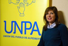 """Ana Isabel Balandín (UNPA): """"Estos 12 años han sido el cortijo de Marisol"""""""