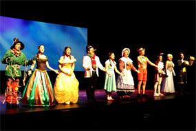 El espectáculo musical 'La magia de los cuentos', esta tarde en el Teatro Jacinto Benavente