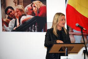 Una exposición en la Casa de Cultura recuerda el dolor y la lucha de las víctimas del terrorismo