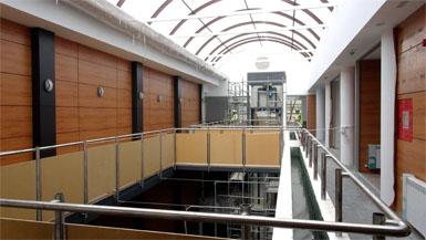 Últimos retoques en los trabajos de la nueva biblioteca municipal