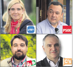 Los indecisos y los pactos decidirán la formación del nuevo gobierno local en Collado Villalba