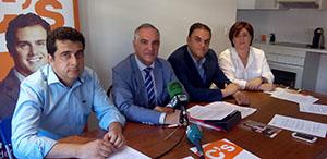 Ciudadanos exige al Partido Popular que cumpla 12 puntos por el cambio y la gobernabilidad