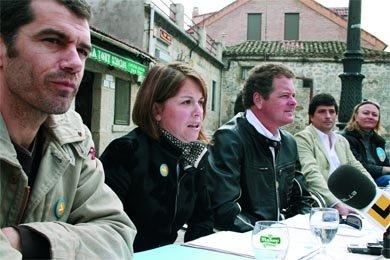 Elena Biurrun encabezará la candidatura  (Foto: RICARDO MIGUEL PEÑA)