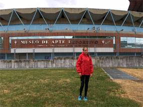 Lucía Rodríguez, gran favorita para el oro nacional antes de viajar al Mundial