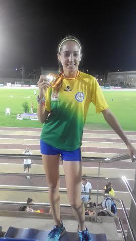 Lucía Rodríguez logra su quinta medalla de oro nacional de la temporada en el 3.000 de Ciudad Real