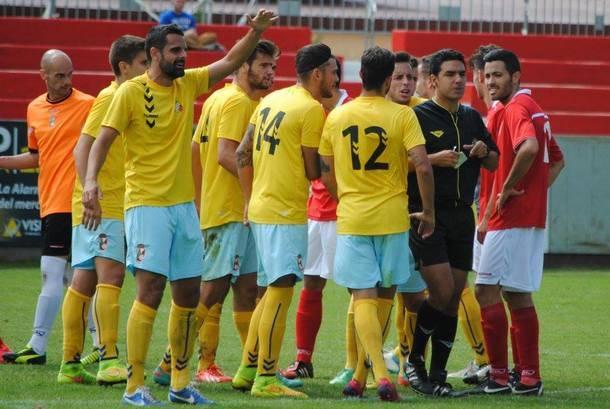 El CUC Villalba recibe al Adarve con la cruz del 7-0 del Val y sin Olalla