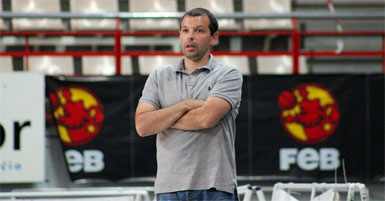Ivo Simovic se va a la NCAA americana y Daniel Gómez será quien ocupe su puesto