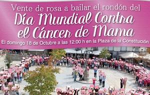 II rondón contra el cáncer de mama en San Lorenzo de El Escorial