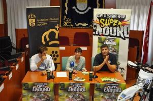 Moralzarzal, juez de la Copa de España de Súper Enduro