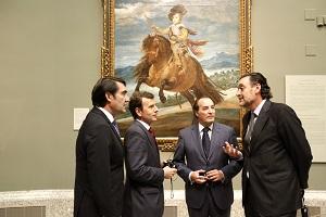 El Museo del Prado recorre la Sierra de Guadarrama a través de sus cuadros