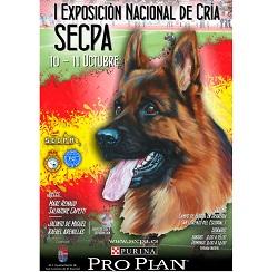 Exposición Nacional Canina de Cría de Pastor Alemán