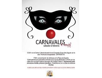 El Escorial, Guadarrama y Torrelodones ya están preparados para el carnaval