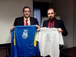 El Club 64 Villalba, premiado en una conferencia internacional