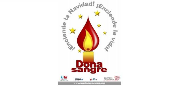 Empieza la Campaña de Navidad de donación de sangre