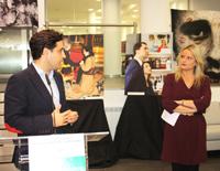 Galapagar recuerda a las víctimas del terrorismo con la exposición 'Cien miradas desde el dolor'