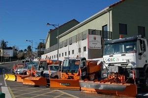 San Lorenzo pone en marcha el Plan Municipal de Inclemencias Invernales