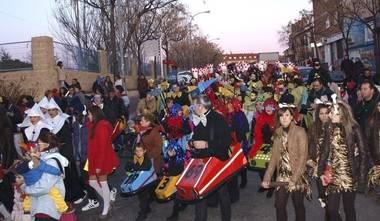Alpedrete, preparado para el carnaval 2016