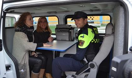El consistorio adquiere tres nuevos vehículos destinados a mejorar la seguridad ciudadana