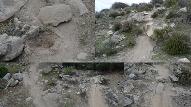 """""""Salvemos la Dehesa"""" denuncia el impacto medioambiental provocado por motos y bicicletas en el Cerro del Telégrafo"""