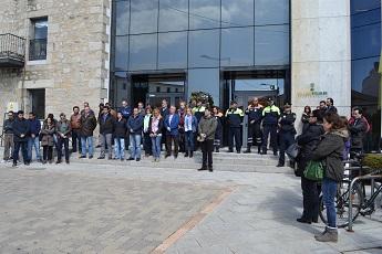 La Sierra del Guadarrama se solidariza con las víctimas de Bruselas