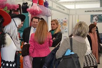 Collado Villalba acoge durante el fin de semana la sexta Feria del Stock