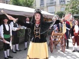 Torrelodones celebra el 2 de mayo con un mercado goyesco